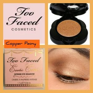 🌺Too Faced Copper Penny Exotic Color Intense Eyes